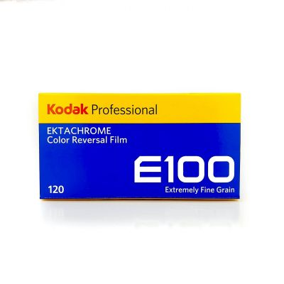 Kodak Ektachrome 100 120