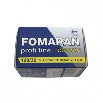 Fomapan 100 B&N 35mm