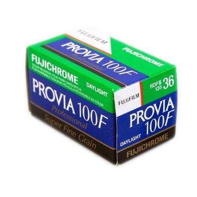 Fujifilm Chrome Provia 100F 35mm