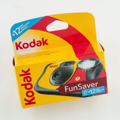 Kodak FunSaver  Cámara desechable - 27+12 exposiciones