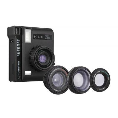 Lomo'Instant Automat Playa Jardín + 3 lentes