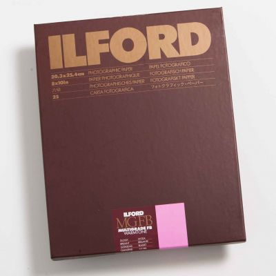 Ilford MULTIGRADE FB Warmtone Brillo 20x25 (25 Hojas)