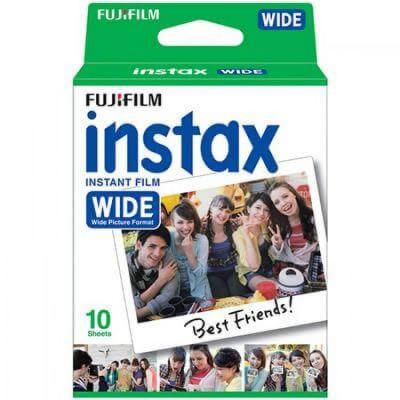 Fujifilm Instax Wide - 10 hojas