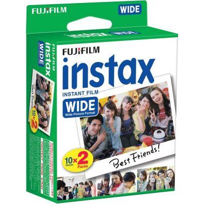 Fujifilm Instax Wide - 20 hojas