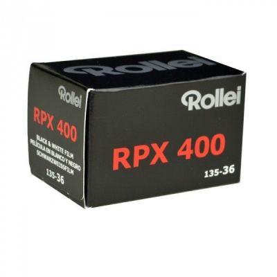 Rollei RPX 400 35mm B&N