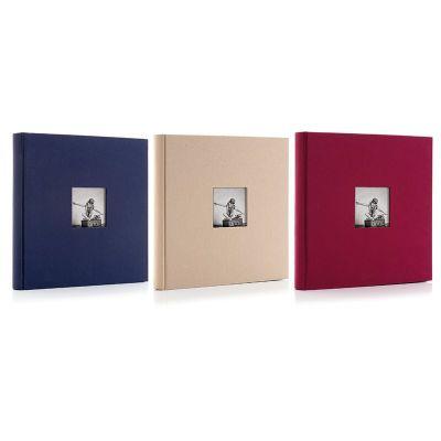 Álbum de Fotos Beige, Azul o granate 200 Fotos 10x15