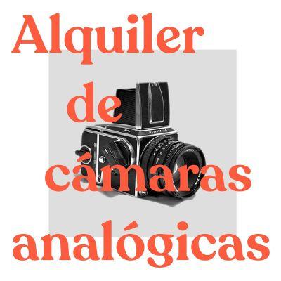 Alquiler de cámaras analógicas