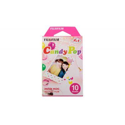 Fujifilm Instax Mini marco Candy Pop - 10 hojas