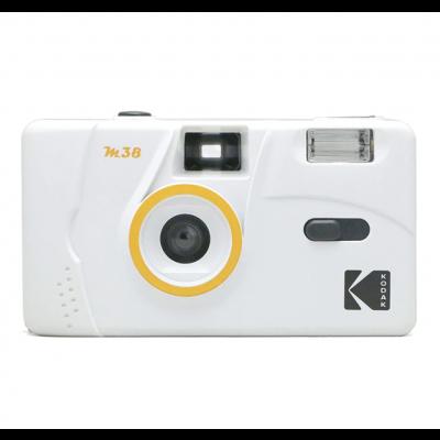 Cámara Kodak M38 blanca