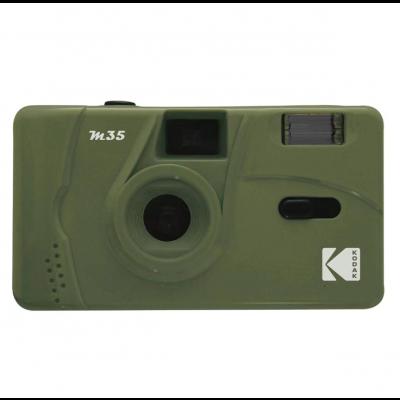 Cámara Kodak M35 verde oliva
