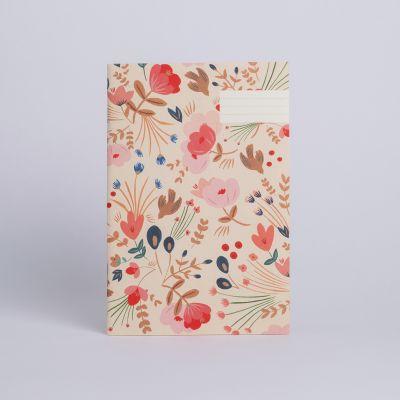 Cuaderno Season Paper Flores Folk