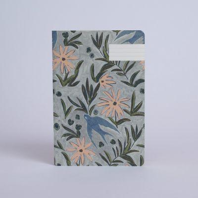 Cuaderno Season Paper Golondrina en Niebla