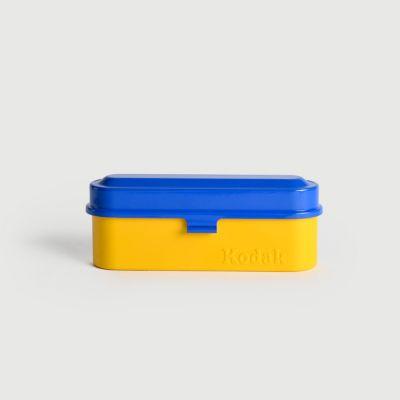 Carcasa Kodak 35mm Azul y Amarillo