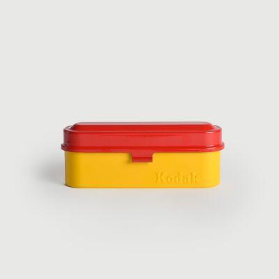 Carcasa Kodak 35mm Rojo y Amarillo