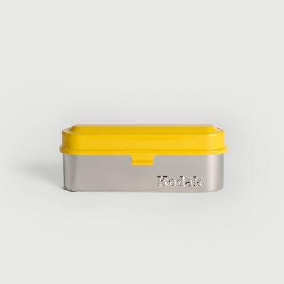 Carcasa Kodak 35mm Gris y Amarillo