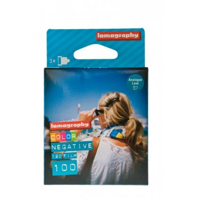Lomography Color 100 120 (pack 3)