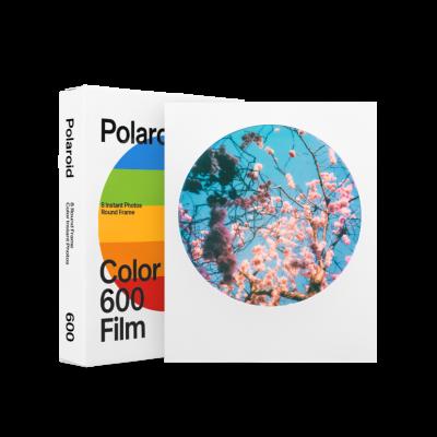 Polaroid 600 Color Marco redondo