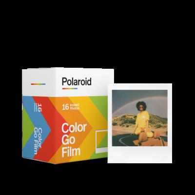 Película Polaroid Color Go pack doble 16 fotos
