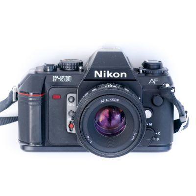 Nikon F-501 AF