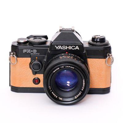 YASHICA FX-D quarz