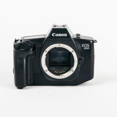 Canon EOS 650 (sólo cuerpo) 35mm