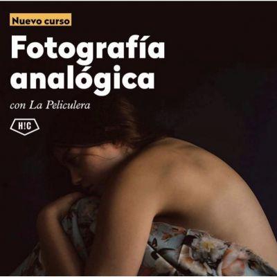 Taller Online: Empezar en la Fotografía Analógica