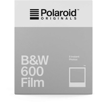 Polaroid Originals 600 Blanco y Negro