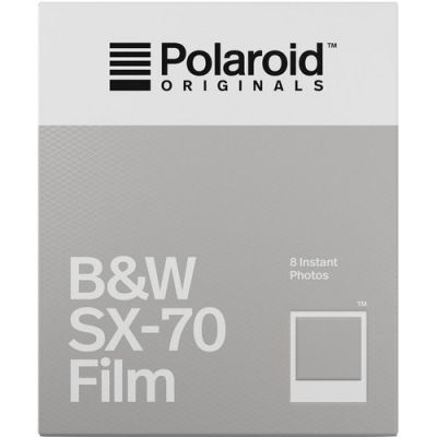Polaroid Originals SX70 Blanco y Negro