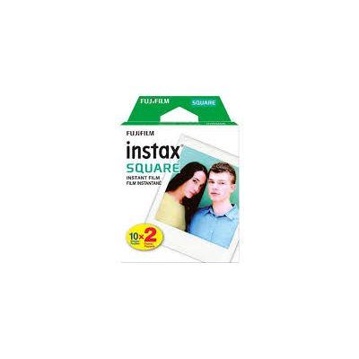 Fujifilm Instax Square - 20 hojas