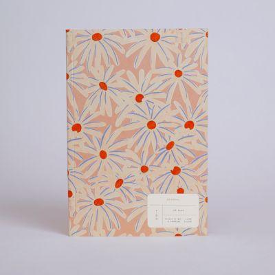 Cuaderno Diario Season Paper Margaritas