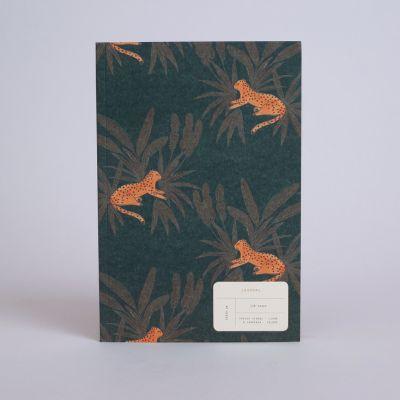 Cuaderno Diario Season Paper Guepardo