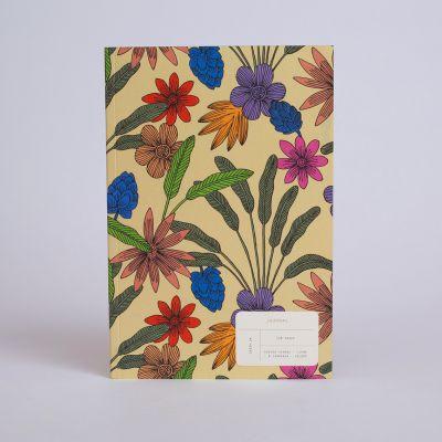 Cuaderno Diario Season Paper Exuberancia