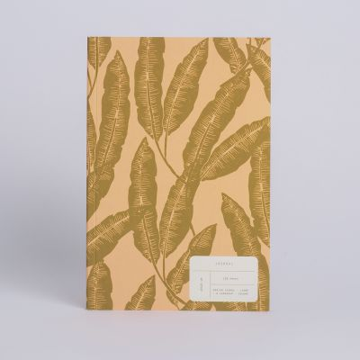 Cuaderno Diario Season Paper Plumas