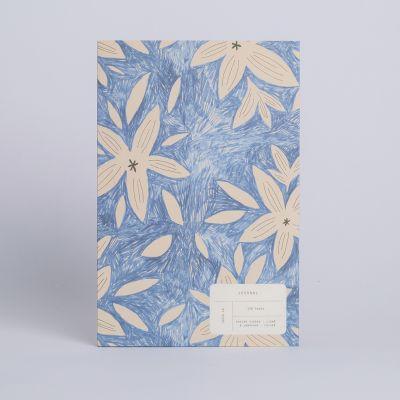 Cuaderno Diario Season Paper Pétalos