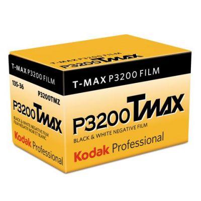 Kodak T-max P3200 B&N 35mm