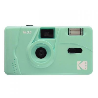 Cámara Kodak M35 turquesa