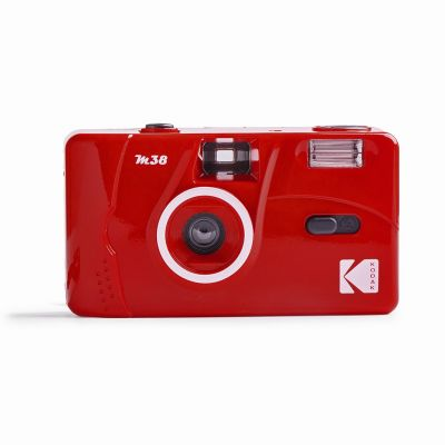 Cámara Kodak M38 roja