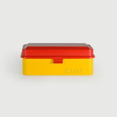 Carcasa Kodak 120/35mm Rojo y Amarillo