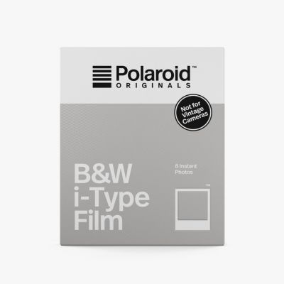 Polaroid Originals i-Type Blanco y Negro