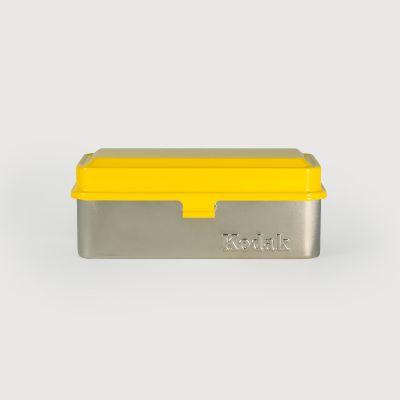 Carcasa Kodak 120/35mm Gris y Amarillo